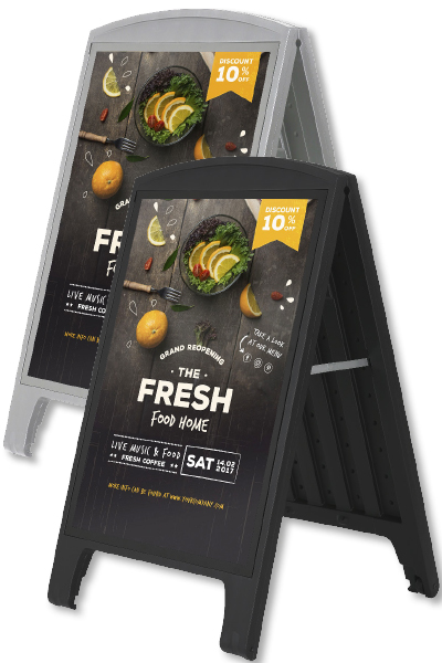 Compact Plast A-board