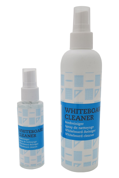 White board rensemiddel i sprayflaske