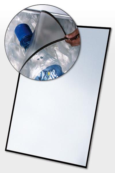 Frontplader m. magnet