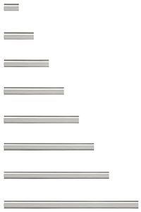 CROWN Truss alu profil med klæber