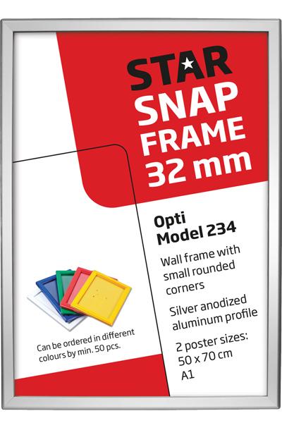 Opti Snap-Frame 32 mm