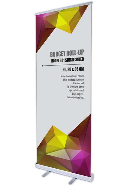 Budget Roll-Up, enkeltsidet