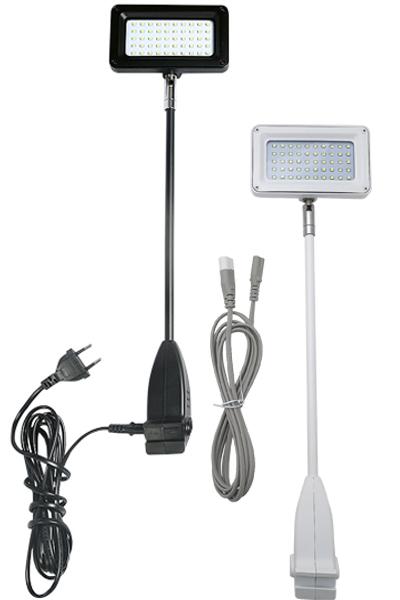 CROWN TRUSS 10x10, LED, 15 watt Spotlight, inkl. holder