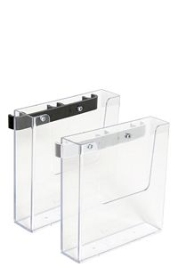 CROWN Truss Brochure dispenser A5