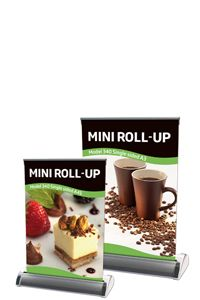 Roll-Up Mini, enkeltsidet
