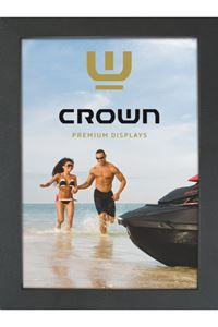 Crown Snap Frame 33 mm