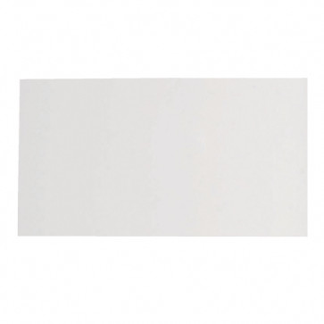 Panel size 60x30cm for Estate Sign 65x101cm. Light PVC Foam