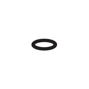 CROWN TRUSS gummi o-ring til vingeskrue