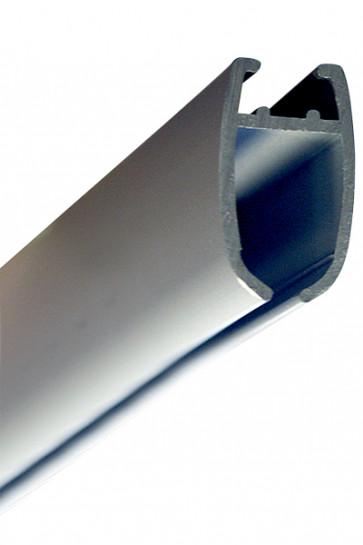 Plast klemprofil 4cm. til Poster Hanger, klar