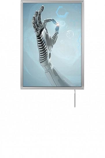 LED Frame Best Buy 50x70cm,  Single sided