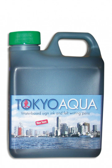TOKYO AQUA skilteblæk 1 ltr. grøn