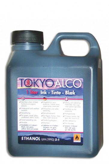 TOKYO ALCO skilteblæk sort