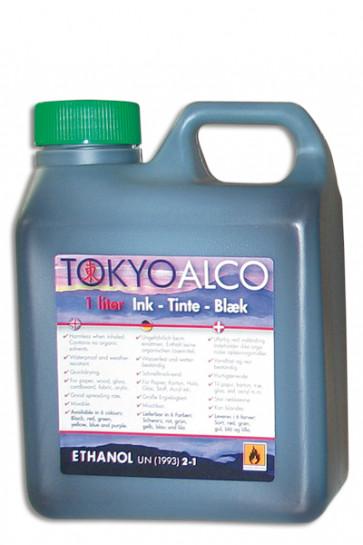 TOKYO ALCO skilteblæk grøn