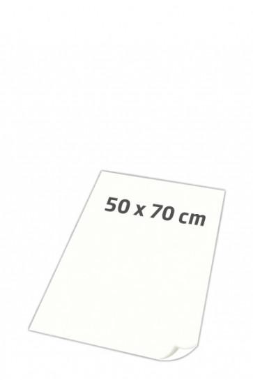 PLAKATPAPIR superglat 100gr 50x70cm hvid