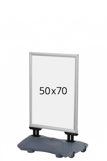 WIND-PRO Waterbase 33mm (G) 50x70cm alu