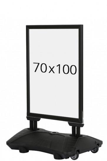 WIND-PRO Waterbase 33mm (G) 70x100cm - sort