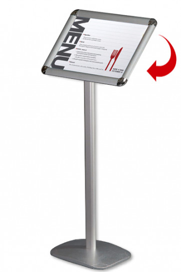 EXPO INFO STAND Vertikal/Horisontal  25mm A3 alu
