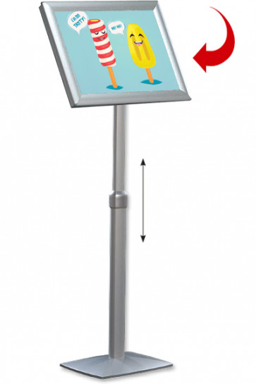 Adjustable Infoboard Flex, A2
