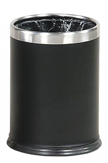 Indoor Waste Bin - Black
