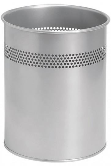 Waste Bin Basic -  Sølv
