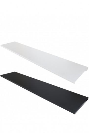 CROWN Truss shelf, 120cm - White