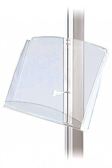 Multi Stand acryl hylde 2xA4