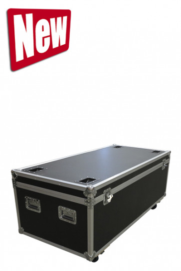Hjul u/bremse Transport Flight case