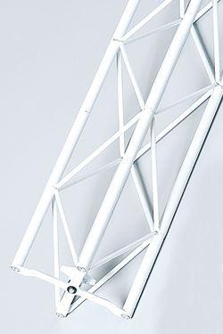Exibit modul 130 cm - hvid