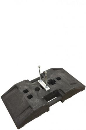 CROWN TRUSS, Heavy Center base 79x39x13cm (without corner block)