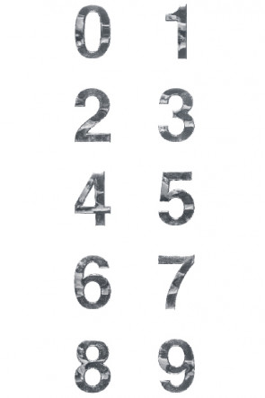 Chrome Number Set