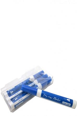 White Board Marker - 4 stk. blå