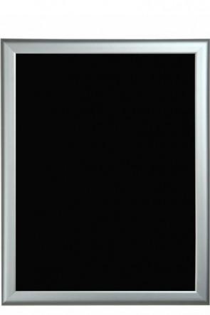 Blackboard m/alu ramme 60x80cm