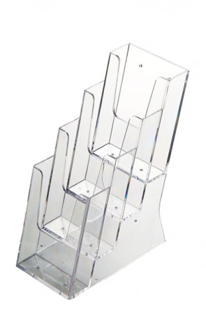 Acrylic Multi Dispenser 4xM65