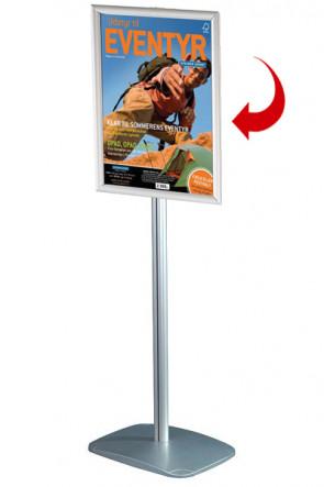 Mini Multistand 1 - Enkeltsidet A3 Snap Frame