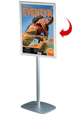 Mini Multistand 1 - Enkeltsidet A2 Snap Frame