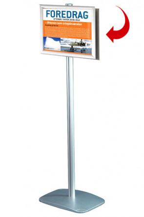 Mini Multistand 2 - Dobbeltsidet A4 Snap Frame
