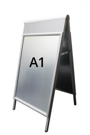 Alu-Line Logo-Change,  A1 (G) ALU