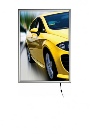 LED Light box 50x70cm Single sided
