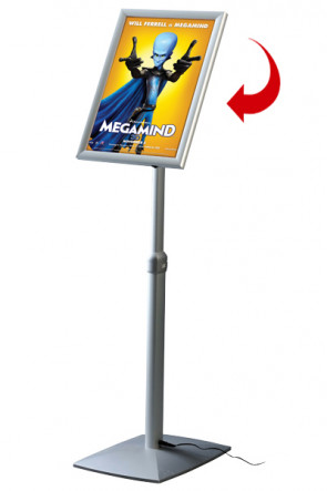 LED Adjustable Menuboard, A3 gering