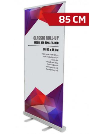 Classic Roll-Up 85cm - alu