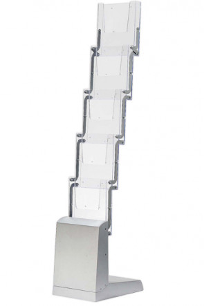 Fold-Up Brochure Stand 5xA4