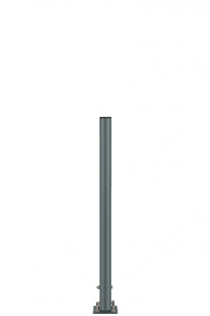 Pole Stand, RAL 9007, 115cm