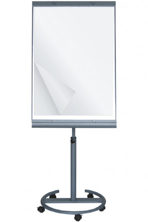 Flip Chart with Whiteboard - Mobile