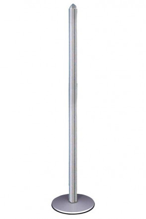 Multistand 4-kanals 190cm. Pole + Base + Top