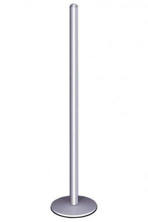 Multi Stand 2-kanals 190cm. Pole + Base + Top