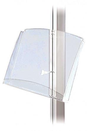 Multi Stand acryl hylde A4 vertical